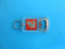MIRINDA ... Bottle Opener - Keychain ****  PepsiCo Inc. ... Pepsi - Destapador/abrebotellas