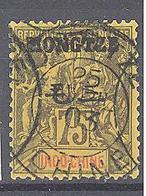 Mong-Tzeu: Yvert N° 14 - Mong-tzeu (1906-1922)