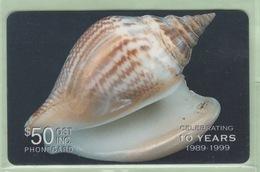 Solomon Island - Remote Memory - 1999 Shells - $50 - SOL-R-03 - VFU - Solomoneilanden