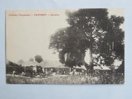 C.P.A. : DAHOMEY : SAVALOU - Dahomey