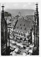(RECTO / VERSO) FREIBURG - BLICK VOM MÜNSTER - CPSM GF VOYAGEE - Freiburg I. Br.