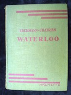 Erckmann-Chatrian: Waterloo/ Hachette-Bibliothèque Verte, 1948 - Books, Magazines, Comics