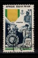YV 229 Cblitere Medaille Militaire Cote 6 Euros - Usados