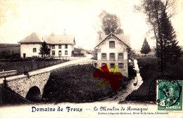Domaine De FREUX - Le Moulin De REMAGNE - Libramont-Chevigny