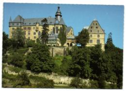 Marburg A. D. Lahn - Das Schloss - Marburg