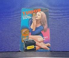 Calendar * 1977 * Portugal * Baterias E Pilhas Tudor - Small : 1971-80