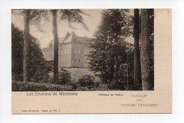 Belgique: Limbourg, Environs De Waremme, Chateau De Heers, Chocolat (19-354) - Heers