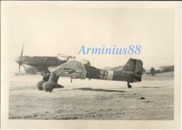 Luftwaffe - Junkers Ju 87 « Stuka » - Bombardier En Piqué - Avion - Guerre, Militaire