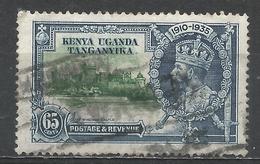 Kenya, Uganda & Tanzania 1935. Scott #44 (U) Windsor Castle And King George V * - Kenya, Uganda & Tanganyika