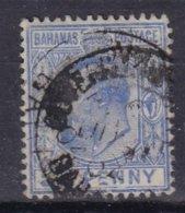 BAHAMAS - 2 1/2 P. - Bahamas (...-1973)