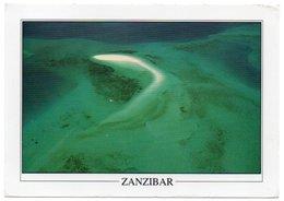 TANZANIA - SANDBANKS ZANZIBAR / THEMATIC STAMP-ANIMAL / RED COLOBUS MONKEY - Tanzania