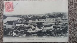 CPA CHICOUTIMI VUE PRISE DE L OUEST 1905 ED BILAUDEAU ET CAMPBELL CANADA QUEBEC - Chicoutimi