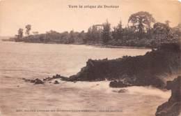 CAMEROUN DOUALA Vers La Crique Du Docteur 17(scan Recto-verso) MA328 - Cameroun