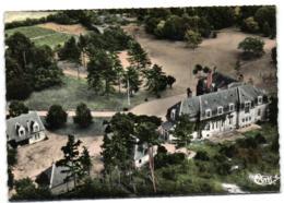 Quend Plage Les Pins - Colonie De La Dune Aux Loups - Groupe De Béthune - Vue Aérienne - France