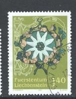 Liechtenstein, Mi  1378 Jaar 2005, Hogere Waarde,  Gestempeld, - Liechtenstein