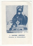 Santino Antico San Giacomo Apostolo Da Puglianello - Benevento - Religion & Esotericism