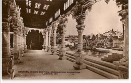 S7349 - Benarès, Indian Section, Coronation Exhibition, London 1911 - Expositions