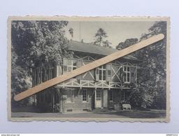 GENAPPE,HOUTAIN-LE-VAL»LE PAVILLON M.LE BARON DE CRAWHEZ»Panorama(Édit Cardonna ) THILL,NELS. - Genappe