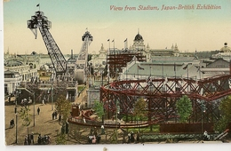 S7350 - View From Stadium, Japan-British Exhibition - Expositions