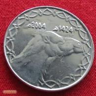 Algeria 2 Dinars 2004 KM# 130  Argelia Algerie - Algérie