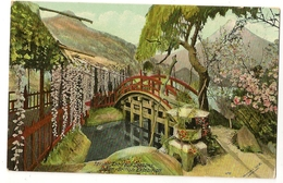 S7353 - Spring, The Four Seasons Japan-British Exhibition - Expositions