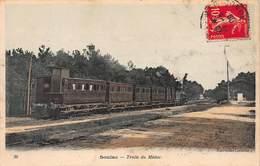 CPA Soulac - Train Du Médoc - Soulac-sur-Mer