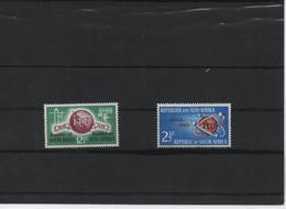 SOUT WEST AFRICA 344/345  (2V) 1965 MICHEL - África Del Sur (1961-...)