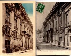 **  TOULOUSE Hôtel De Clary Dit Hôtel De Pierre **  2 X CPA (1 NEUVE & 1 Ecrite En 1912) TBE - Toulouse
