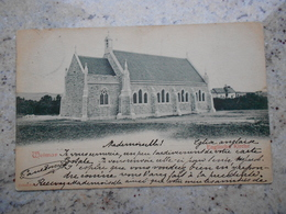 Weimar, Englische Kirche (1856) - Weimar