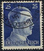 Allemagne Poste Obl Yv:717 Mi:793 Adolf Hitler (Beau Cachet Rond) - Allemagne