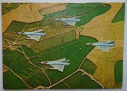 ISRAEL - Israel Defence Force Army - Mirage Jet Fighters - Tzahal, Armée De Defence Nationale - Vg 1968 - Manovre