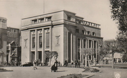 Algérie : Mostaganem : Le Palais Consulaire , Architecture Art Déco ,  Temple Protestant - Mostaganem