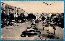 CPSM 66 BANYULS-sur-MER Pyrénées Orientales - La Promenade (Automobiles Auto Automobile Voiture Car) - Banyuls Sur Mer