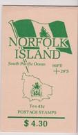 Norfolk Island SB 1 1991  Radio Booklet.mint - Norfolk Island
