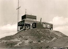 73290819 Norderney_Nordseebad Wetterwarte Und Signalstation Norderney_Nordseebad - Norderney
