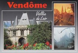 41 Vendôme Divers Aspects (2 Scans) - Vendome
