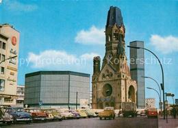73358169 Berlin Kaiser Wilhelm Gedaechtnis Kirche Berlin - Allemagne