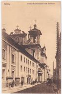 Lithuania Lietuva Litwa Wilno Wilna Vilno Vilna Vilnius, Dominikanerstrasse Mit Rathaus - Litauen