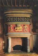 41 Blois Le Château Cheminée Au Porc Aile Louis XII (2 Scans) - Blois