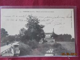 CPA - Visseiche - Moulin Sur Les Bords De La Seiche - Francia