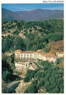 Molitg Les Bains Vue Generale De L'etablissement Thermal 1990   CPM Ou CPSM - Francia