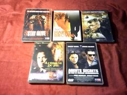 LOT DE 5 DVD   POUR 10 EUROS ( Lot 37  ) - DVD