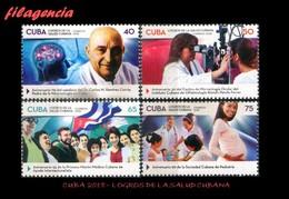 AMERICA. CUBA MINT. 2018 LOGROS DE LA SALUD CUBANA. ERNESTO CHE GUEVARA - Cuba