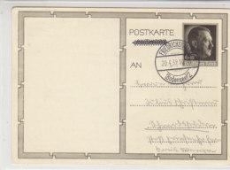 P 278 / 02 Aus FRIEDRICHSHAFEN 20.4.39 - Brieven En Documenten