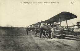 St AVORD (Cher) Centre Militaire D'Aviation Division Sep' RV - Aérodromes
