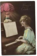 Femme - Piano - Femmes