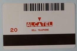 ALGERIA - Alcatel Trial - Bell Telephone - 20 Units - Used - AL3 -  RRR - Algeria