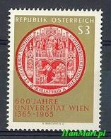 Austria 1965 Mi 1180 MNH ( ZE1 AST1180 ) - Autriche