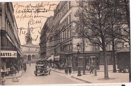 PARIS-LA RUE DU COMMERCE ALA PLACE DU COMMERCE - Arrondissement: 15