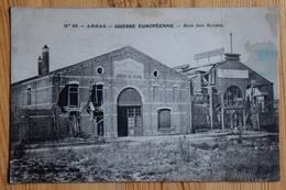 62 : Arras - Guerre Européenne - Rue Des Rosati - Tache Côté Droit - Militaria - (n°14646) - Arras
